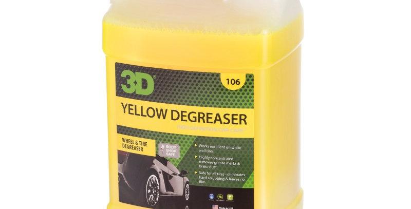 Universalus Valiklis 3D Yellow Degreaser 4L
