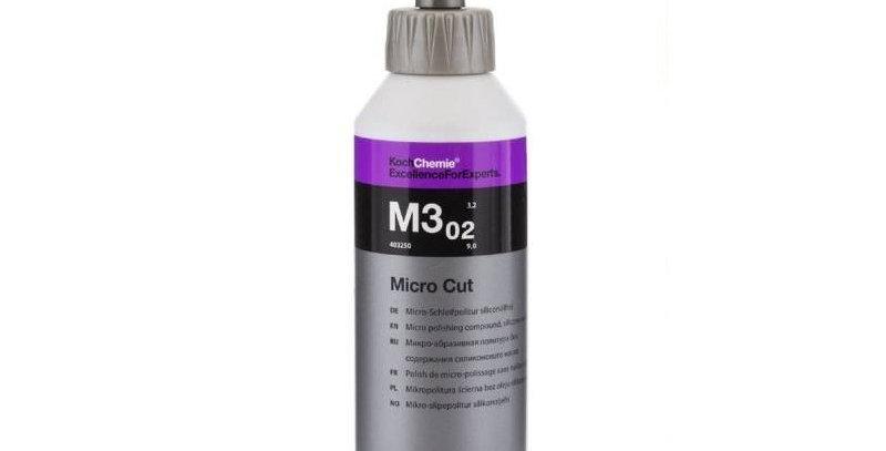 Poliravimo Pasta Koch-Chemie M302 Micro Cut