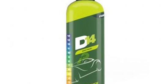 Šampūnas Puris D14 Gold Wash & Wax 750ml