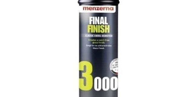 Poliravimo Pasta Menzerna Final Finish 3000 250ml
