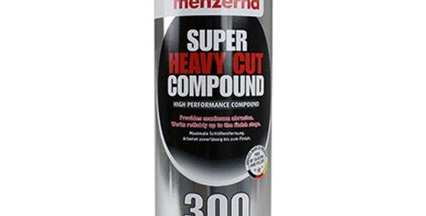 Poliravimo Pasta Menzerna 300 Super Heavy Cut
