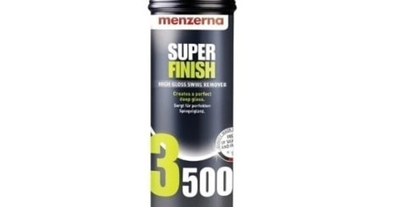 Poliravimo Pasta Menzerna Super Finish 3500 250 ml