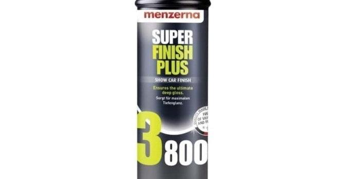 Poliravimo Pasta Menzerna Super FInish Plus 3800 250 ml