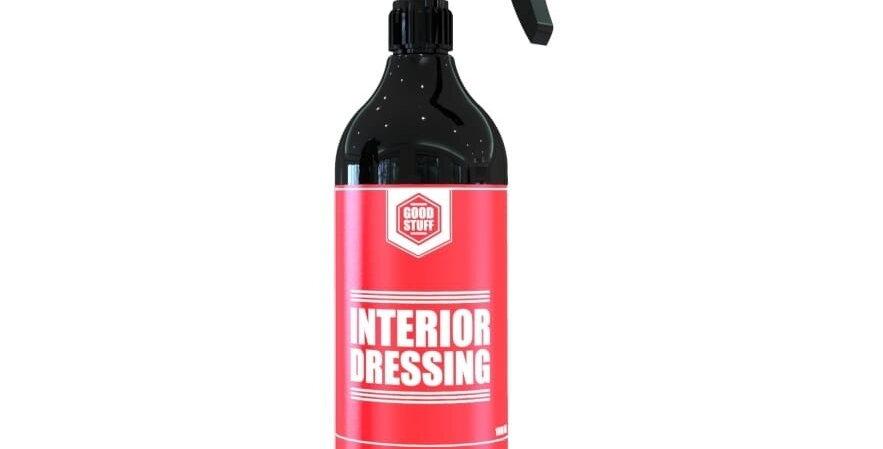Plastiko priežiūros priemonė GOOD STUFF INTERIOR DRESSING