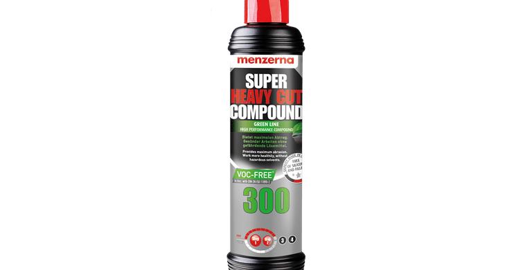 Poliravimo Pasta Menzerna 300 Super Heavy Cut Greenline 250ml