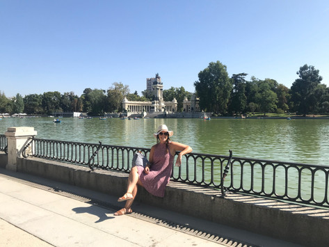 16 Observations After Spending a Month in Madrid