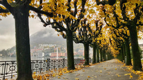 Fall in [Love With] Lugano, Switzerland