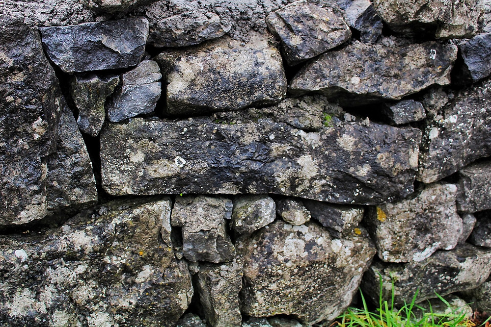 Stone walls, Ireland, stone, potato famine