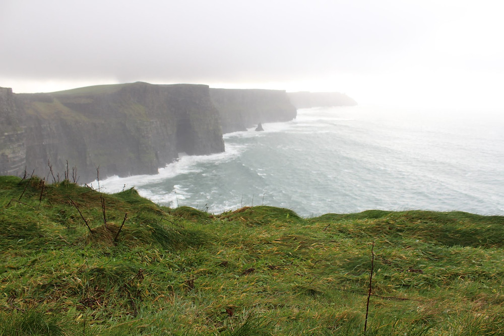 Cliffs of Moher, Ireland, Paddywagon Tours