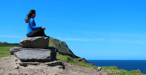 Slackpacking Ireland's Dingle Way, Part 4: Dunquin to Feohanagh at Warp Speed