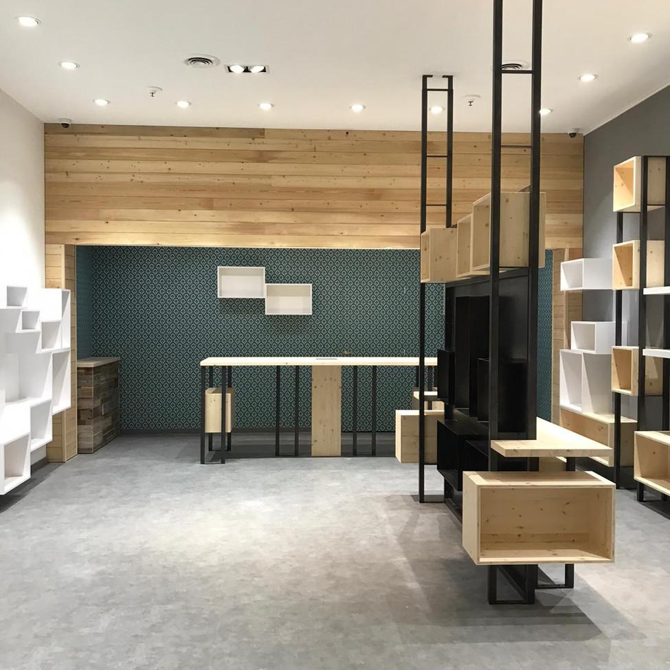 Concept store La Fabrik du Sud