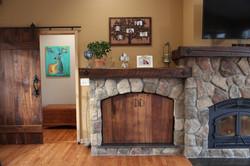 New living room addition