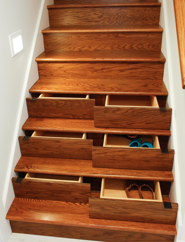 New Stairwell