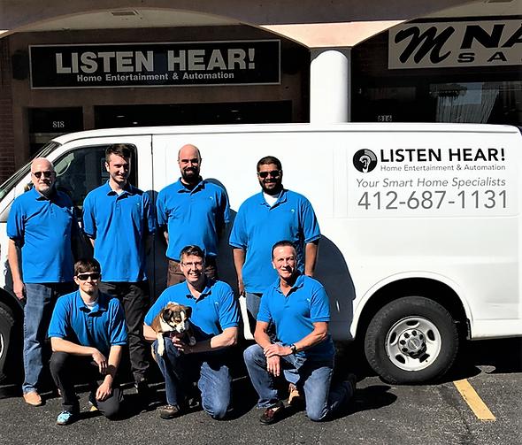 Your Listen Hear Home Entertainment Team