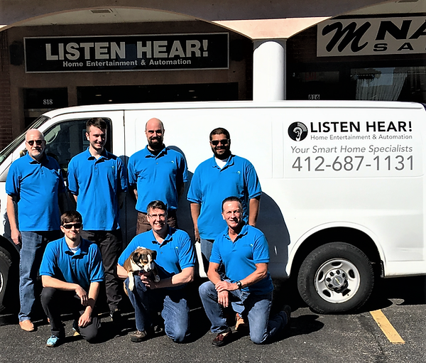Your Listen Hear Home Entertainment Team