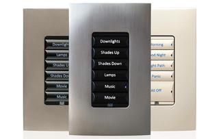 Control4 Keypads