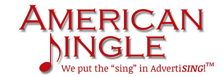 "Advertising jingle companies American Jingle ""we put the ""sing"" in advertising!"