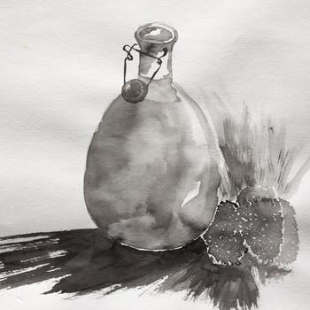 Sumi Bottle