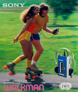 Sunshine's Walkman