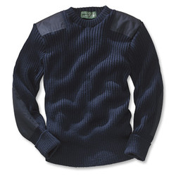 Luther's Sweater
