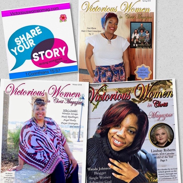 Share Your Story of Victory Through Jesus Christ