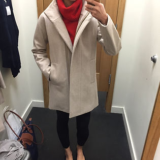 2ec603f69fde0 The coat is currently 25% off at J.Crew Factory. I ended up purchasing this  online and used Ebates for a 6% cashback
