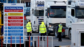 Unionist Threats to Workers, Ports and Good Friday Institutions