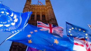 'NO DEAL BREXIT' LOOMS LARGE