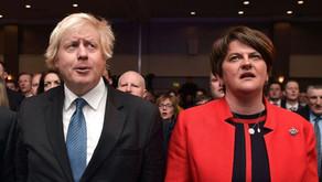 Brexit, Brits, DUP and Illegal Paramilitaries