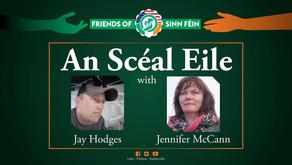 Jennifer McCann in Conversation