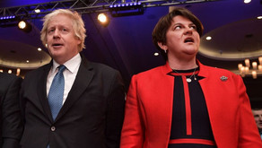 As Post-Brexit Trade Problems Arise, DUP Lashes Out