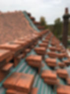 RE roof Brosley roofing