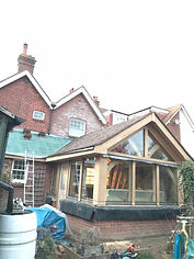 Small Roof Extension