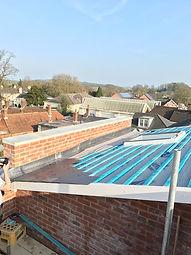 Slate roof brosley