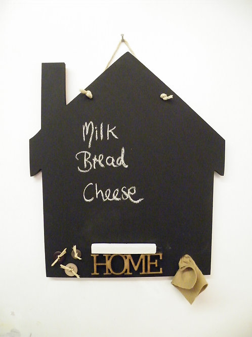 House ; Chalkboard Kit