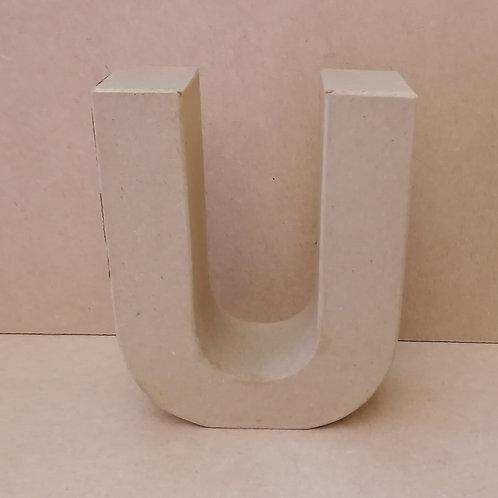 U- Paper Mache