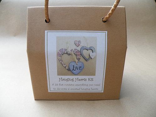 Hanging Hearts Kit