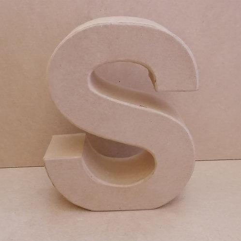 S- Paper Mache