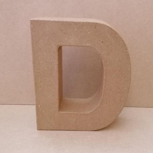 D- Paper Mache