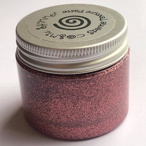 Rose Copper - Sparkle Texture Paste