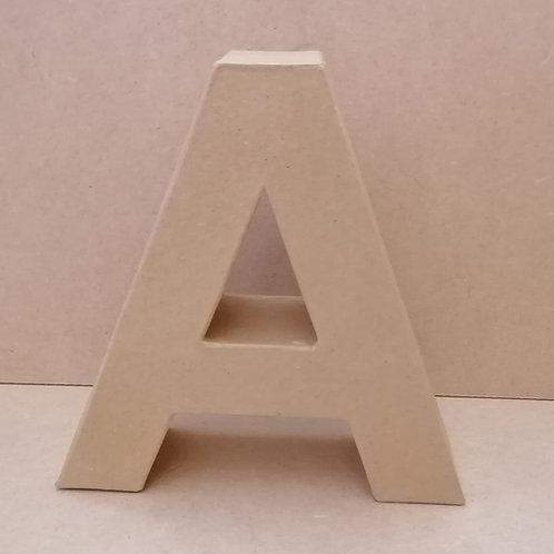 A- Paper Mache