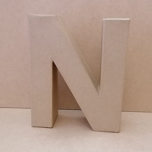 N- Paper Mache