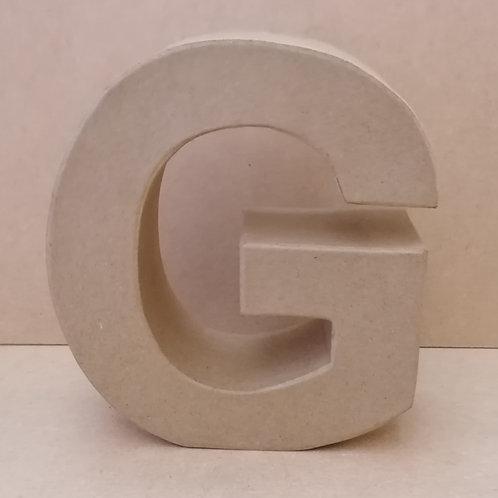 G- Paper Mache