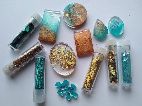 Resin Jewellery Kit