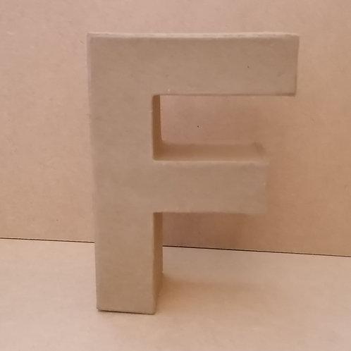 F- Paper Mache