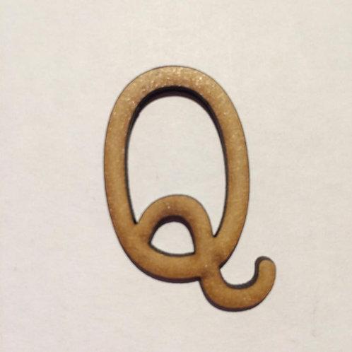 Q -Thin Font
