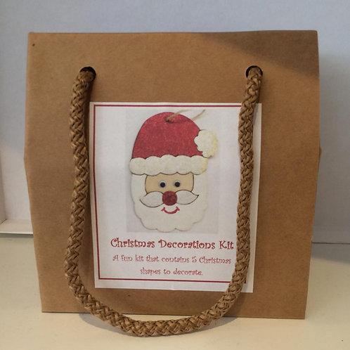 Christmas Decorations Kit