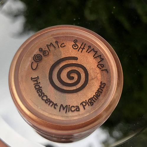 Copper - Mica Powder