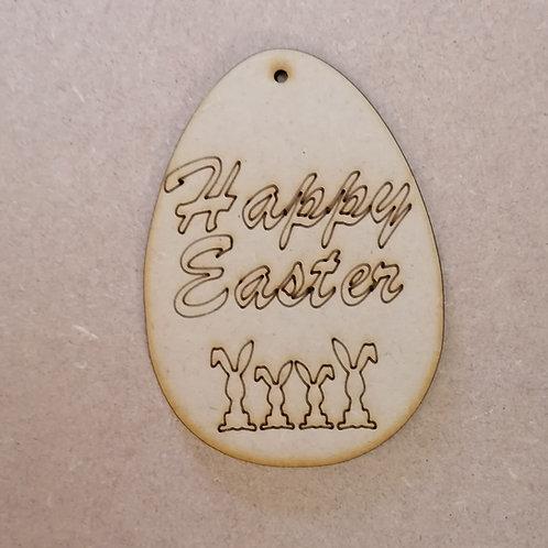 Egg Happy Easter