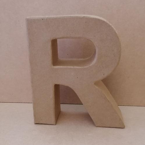 R- Paper Mache